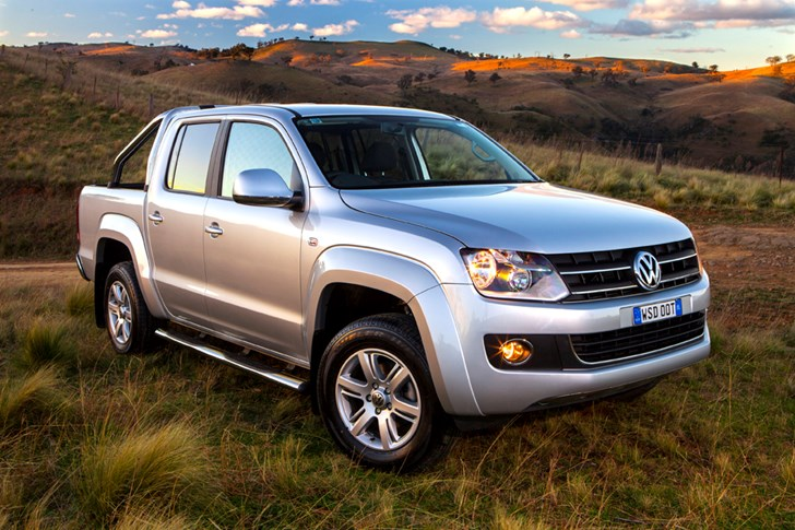 Review 2012 Volkswagen Amarok Review And First Drive
