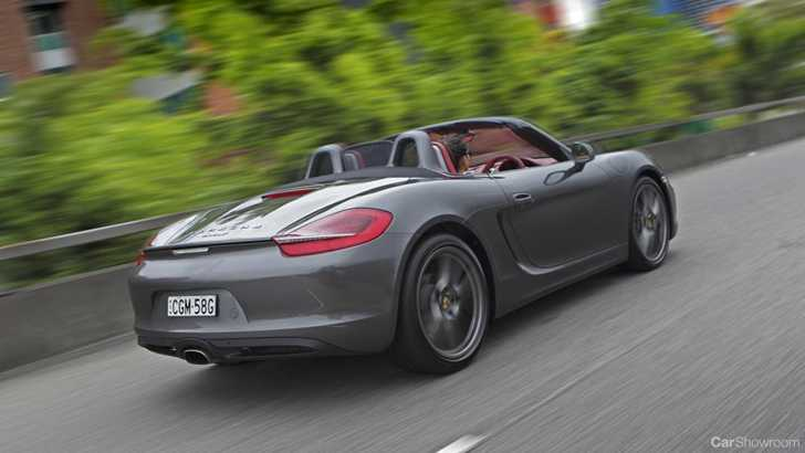 review 2012 porsche boxster boxster s review first drive. Black Bedroom Furniture Sets. Home Design Ideas