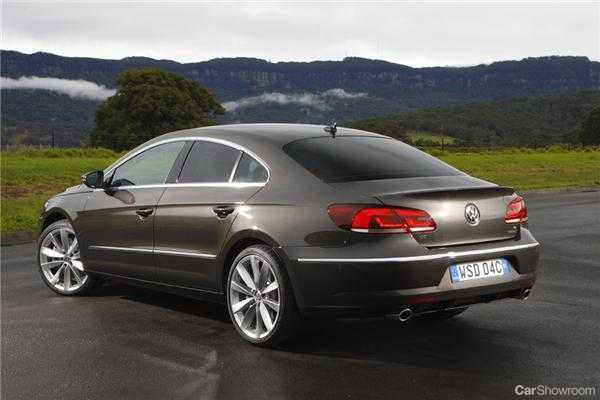 review 2012 volkswagen cc review and first drive. Black Bedroom Furniture Sets. Home Design Ideas