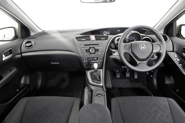 Review 2012 Honda Civic Hatchback Review And First Drive