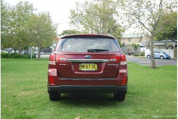 review 2012 subaru outback 3 6r review and road test. Black Bedroom Furniture Sets. Home Design Ideas