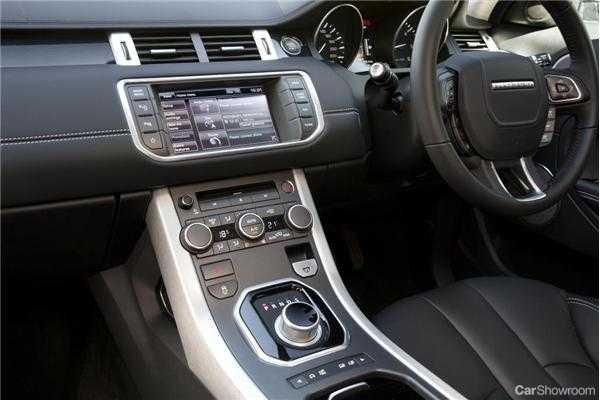 Review 2012 Range Rover Evoque 5 Door Pure Review