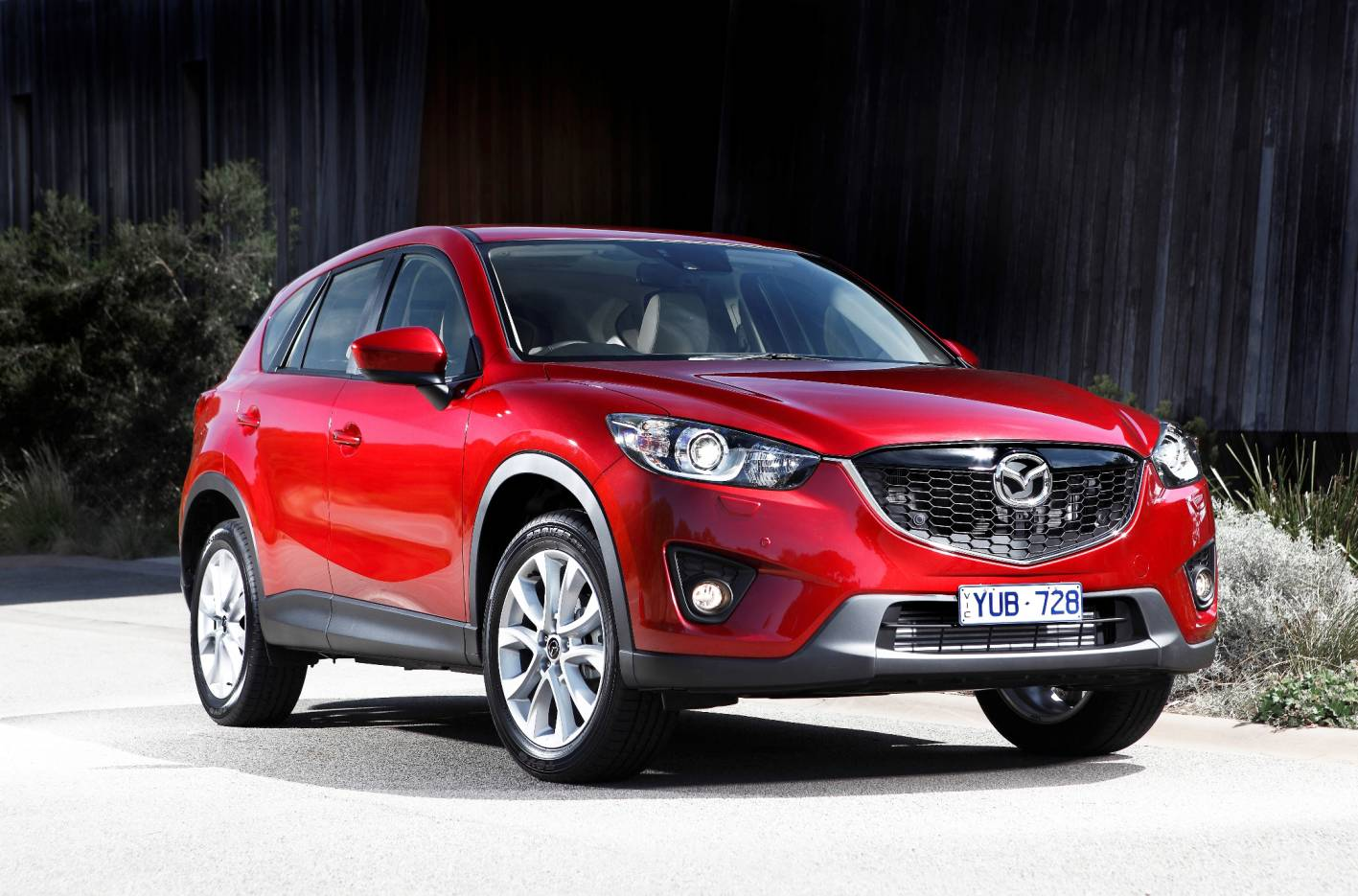 review - 2012 mazda cx-5 diesel first drive
