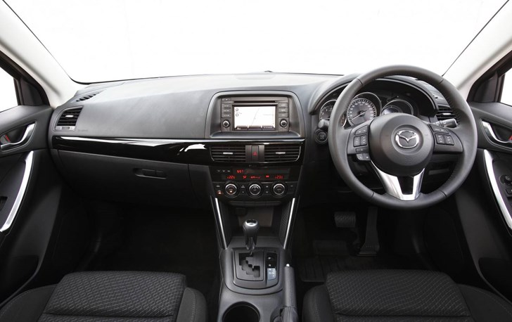 Review 2012 Mazda Cx 5 Diesel First Drive