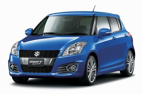 Review 2012 Suzuki Swift Sport First Drive And Review