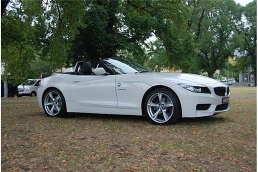 2012 BMW Z4 2D ROADSTER SDRIVE 20I