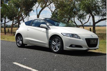 2012 HONDA CR-Z 2D COUPE LUXURY HYBRID