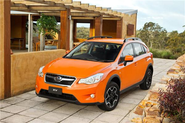 Review 2012 Subaru Xv First Drive And Review