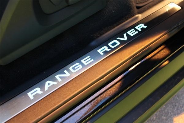 2012 RANGE ROVER EVOQUE 3D COUPE SI4 DYNAMIC