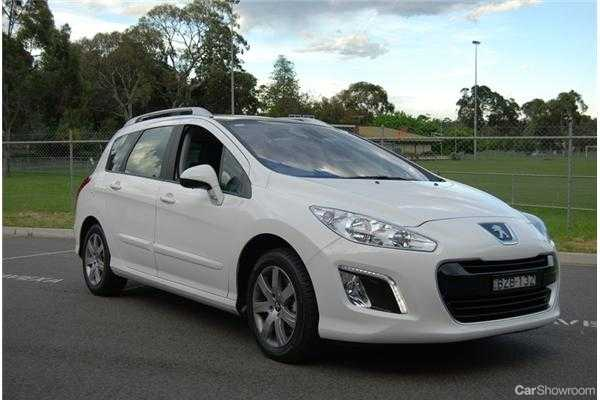 Review - 2012 Peugeot 308 Touring Active Turbo Petrol Review