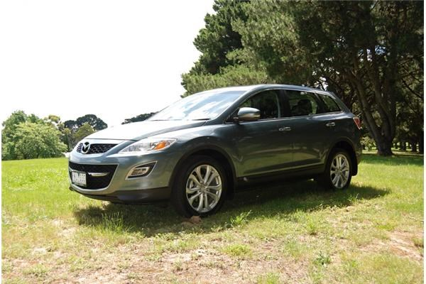 review - 2012 mazda cx-9 review   carshowroom.au