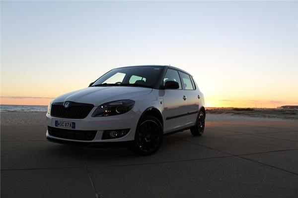 What Brands Does Volkswagen Own >> Review - 2011 Skoda Fabia Monte Carlo Review