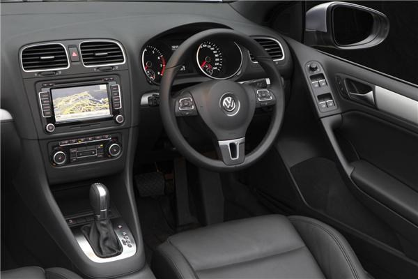 Review 2011 Volkswagen Golf Cabriolet First Drive