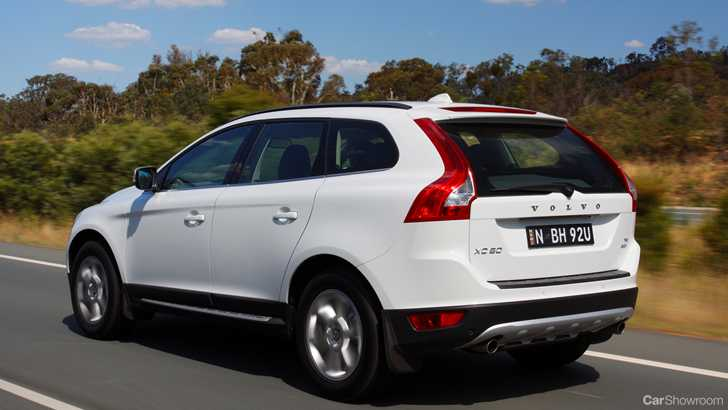review 2011 volvo xc60 t5 review. Black Bedroom Furniture Sets. Home Design Ideas