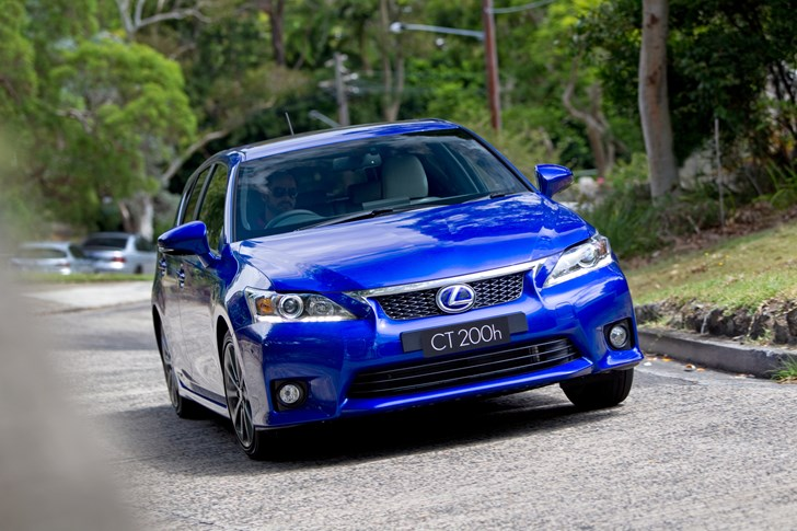 Lexus Ct Hybrid Murray >> Review - 2011 Lexus CT 200h F Sport Review