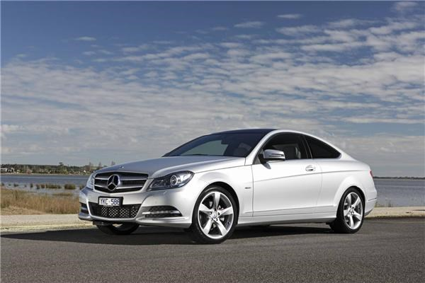 Review Mercedes Benz C Class Coupe C250 Cdi Review
