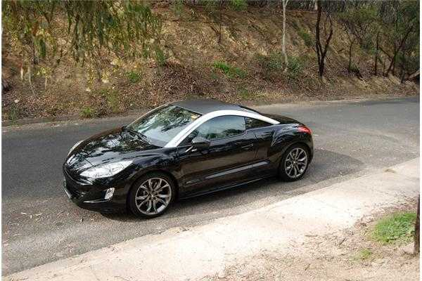 review 2011 peugeot rcz diesel review and road test. Black Bedroom Furniture Sets. Home Design Ideas
