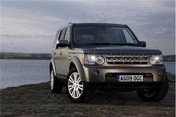 2011 LAND ROVER DISCOVERY 4 4D WAGON