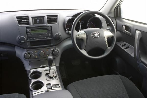 Review 2011 Toyota Kluger Kx R Review And Road Test
