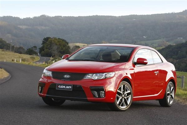 Review 2011 Kia Cerato Koup Review And Road Test