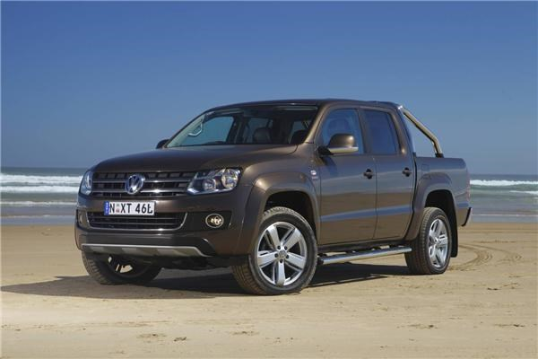 Review 2011 Volkswagen Amarok Review And Road Test