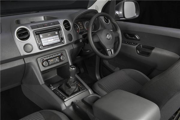 Amarok Trendline 2011 2011 Volkswagen Amarok Dual