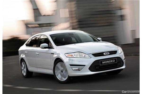 Ford Mondeo Hatchback Zetec Tdci Review on car audio showroom