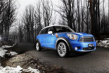 2011 MINI COOPER 4D WAGON S COUNTRYMAN