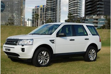 2011 LAND ROVER FREELANDER 2 4D WAGON