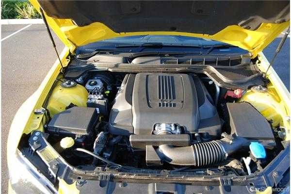 Holden V8 Ute Engine