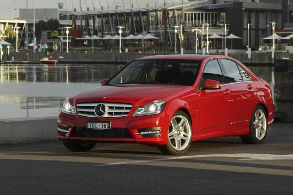review 2011 mercedes benz c class review and first drive. Black Bedroom Furniture Sets. Home Design Ideas