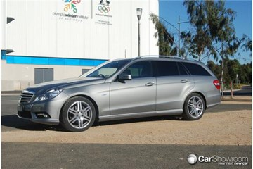 2011 MERCEDES-BENZ E250 4D WAGON CDI AVANTGARDE
