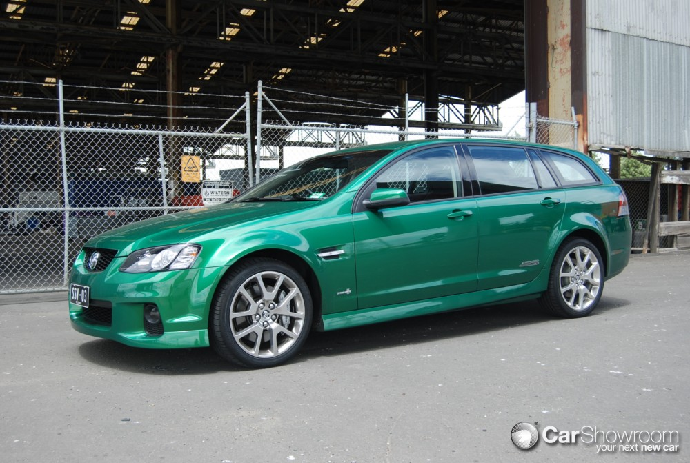 Review 2011 Holden Commodore Ss V Redline Sportwagon Review