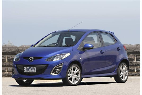 review 2011 mazda2 genki car review and road test. Black Bedroom Furniture Sets. Home Design Ideas