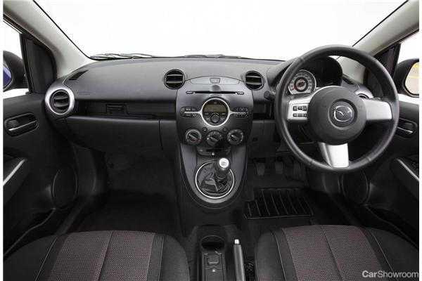 Review - 2011 Mazda2 Genki Car Review and Road Test