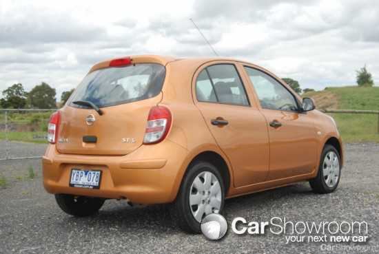 review 2011 nissan micra st l review and road test. Black Bedroom Furniture Sets. Home Design Ideas