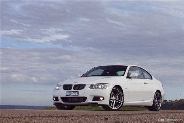 bmw 335i coupe 2008 hp