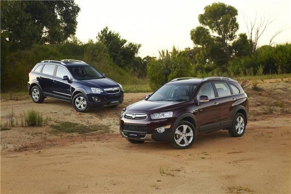 Review 2011 Holden Captiva Series Ii First Drive