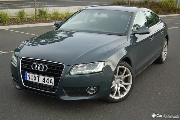 Audi a5 20 tdi 2010 review
