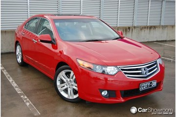 2010 HONDA ACCORD 4D SEDAN EURO LUXURY