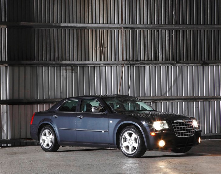 2010 CHRYSLER 300C 4D SEDAN 5.7 HEMI V8