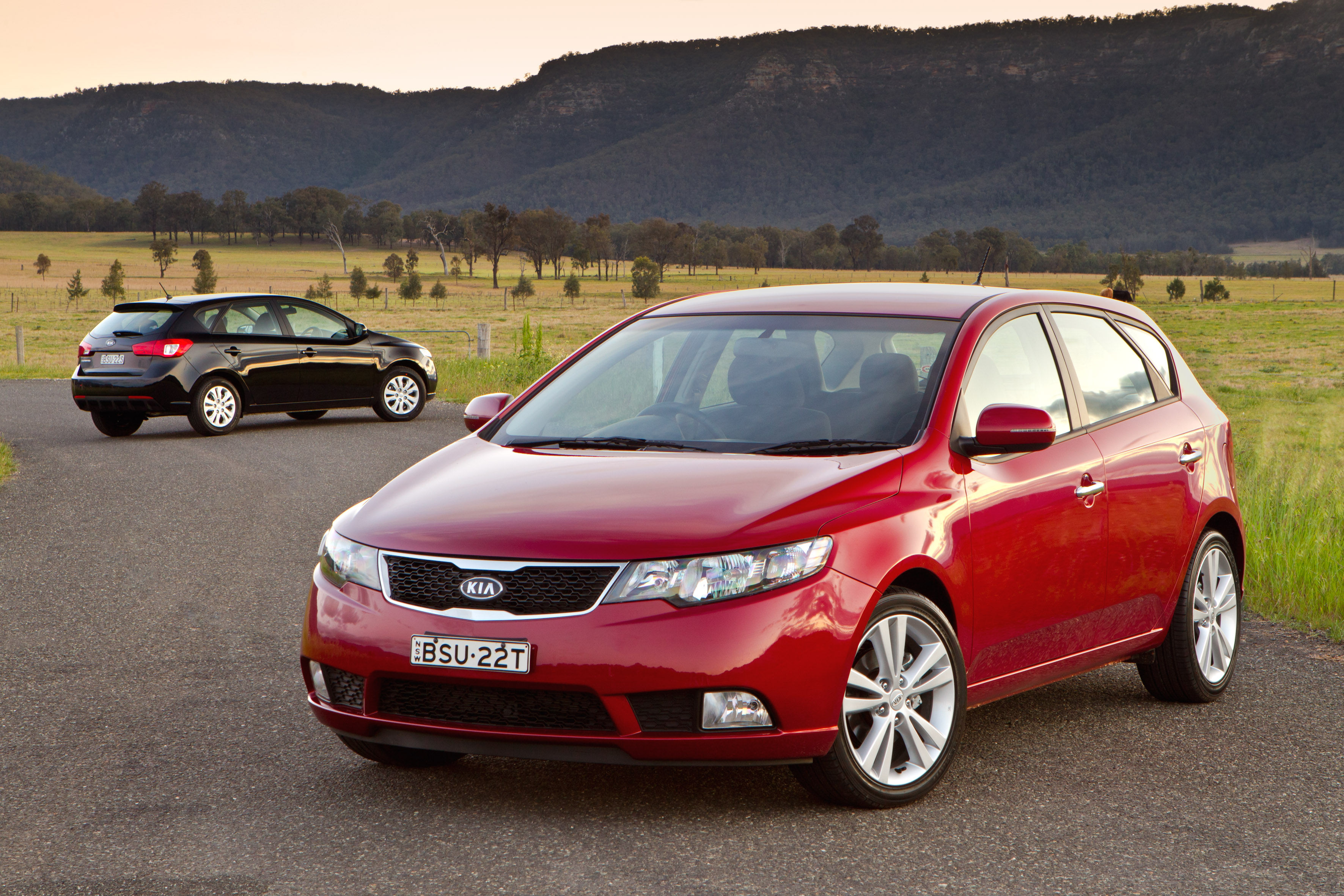 Review - 2010 Kia Cerato Hatchback - First Drive