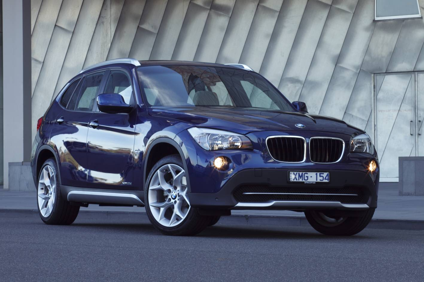 Review 2010 Bmw X1 Car Review
