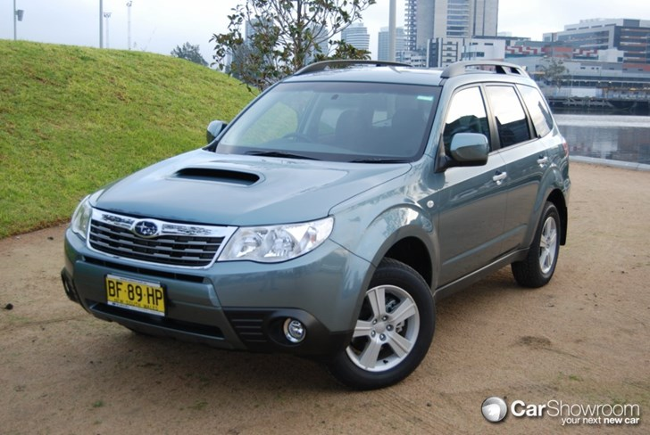 Subaru Forester Towing Capacity >> Review - 2010 Subaru Forester 2.0D - Car Review