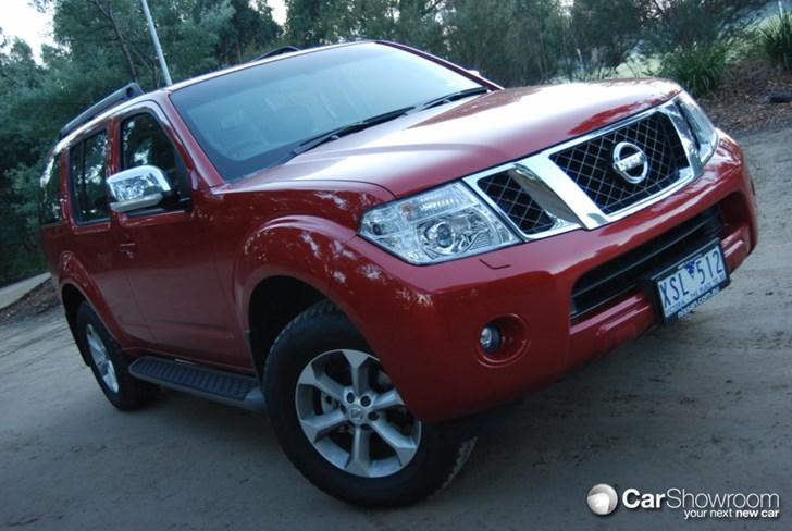 Pathfinder Turbo >> Review 2010 Nissan Pathfinder Ti Turbo Diesel Car Review
