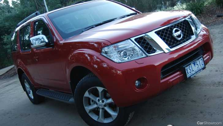 Review  2010 Nissan Pathfinder TI Turbo Diesel  Car Review