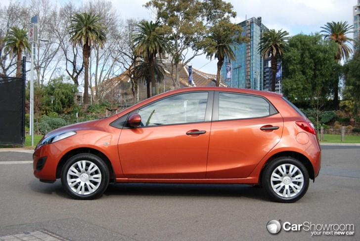 Review 2010 Mazda2 Neo Hatchback Car Review