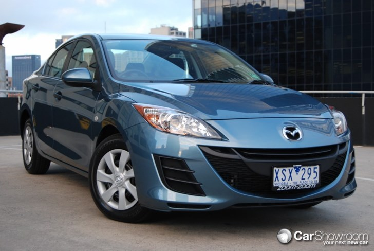 Review 2010 Mazda Mazda3 Neo Sedan Car Review