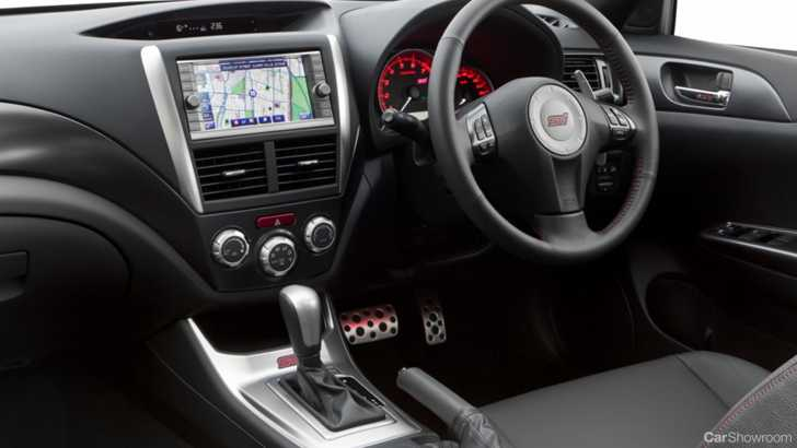 Review Subaru Launches 2011 Subaru Impreza Wrx