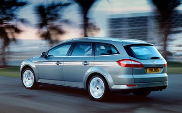 2010 FORD MONDEO 4D WAGON